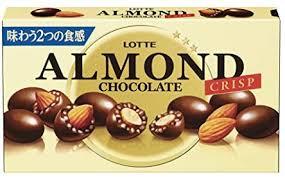 ロッテ ALMONDチョコレート
