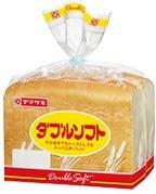 山崎製パン『ダブルソフト6枚切り』