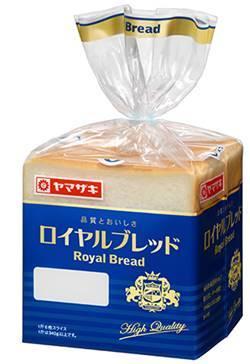 山崎製パン『ロイヤルブレッド』