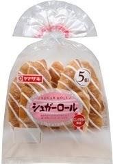 山崎製パン『シュガーロール』