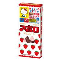 明治『チョコレート アポロ』